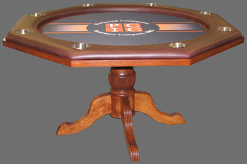 OCTAGON POKER TABLES